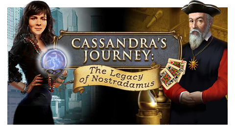 Cassandra's Journey Legacy Of Nostradamus