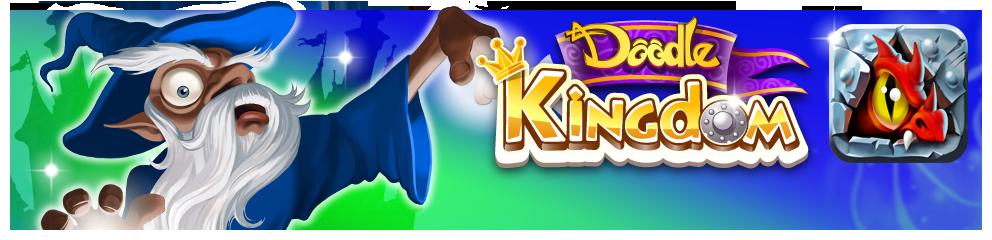 Doodle Kingdom Header Image